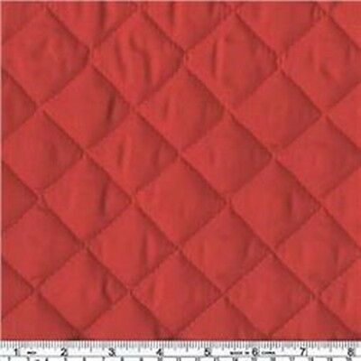 Quilted Toaster Cover Red Made to Order SEND YOUR MEASUREMENTS!!