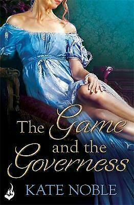 The Game and the Governess: Winner Takes All 1, New, Noble, Kate Book