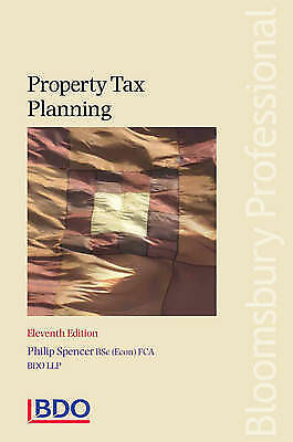 Property Tax Planning, New, Philip Spencer Book