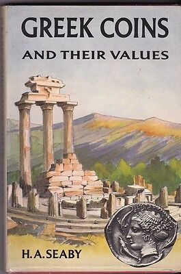 Greek Coins and Their Values 1975 SEABY