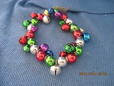 Anklets Glass Beads Stretch Ankle Bracelet With Tibetan Silver Charm Christmas Holidays