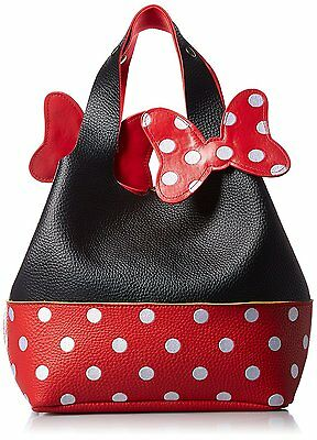 Disney ROOTOTE Tote bag Cube bag 2WAY Minnie Mouse RT.DL2W.DSNY-0E JAPAN NEW