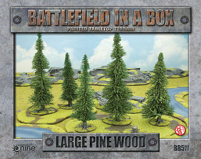 Gale Force Nine - Large pine trees - BB511