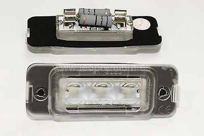 LEDPremium 2x LED NUMBER PLATE LIGHTS MERCEDES-BENZ W164 X164 W251 PETROL ONLY