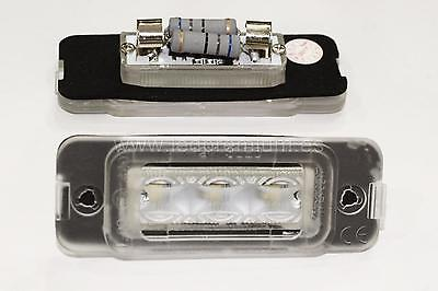 ledpremium 2x LED NUMBER PLATE LIGHTS MERCEDES-BENZ W164 X164 W251