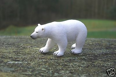 Yowie US Chocolate Brand Collectible Figurine: Polar Bear Figure!