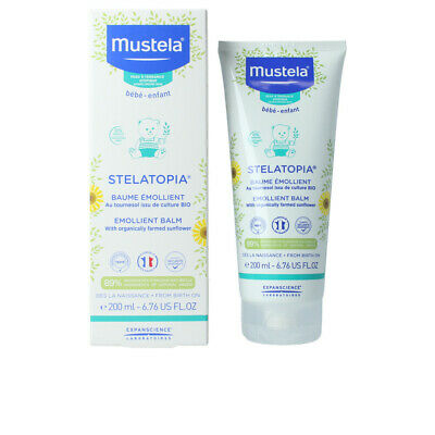 Mustela STELATOPIA Emollient Balm 200ml For atopic-prone skin, face and body