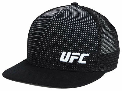 "NEW Reebok UFC ""Flawless"" Snapback Cap, One Size Fits All, Unisex Adjustable Hat"