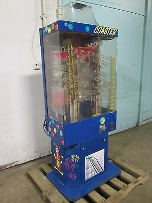 """""""ok Manufacturing"""" Commercial Lighted Musical Coin-Operated Gumball Machine"""