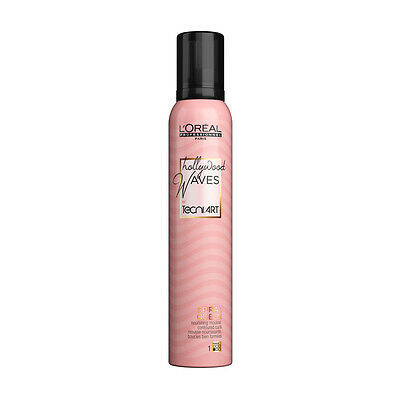 Spiral Queen Mousse Hollywood Waves 200 ml