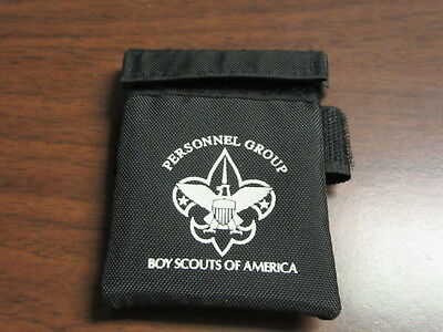 Boy Scouts of America Personnel Group Wrist Pack    H1