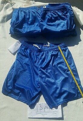 Lot Of 13 Mesh Basketball Sports Athletic Shorts XXL Wholesale Resale Bulk