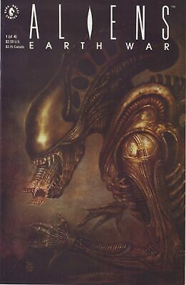 Aliens : Earth War #1 ~ Dark Horse Comics