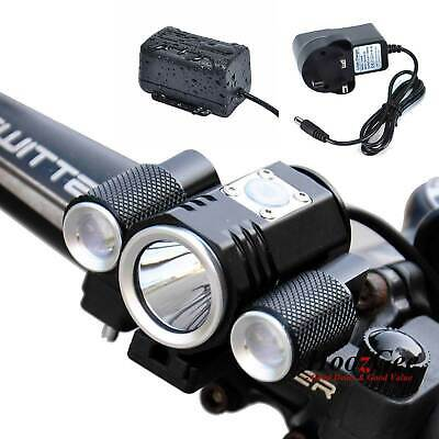 Ultra Bright CREE T6 LED Cycling Bike Bicycle Front Light Lamp Headlight Torch