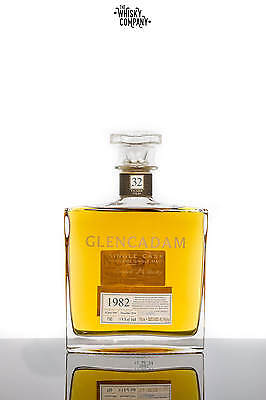 Glencadam Single Cask 1982 Highland Single Malt Scotch Whisky (700ml)