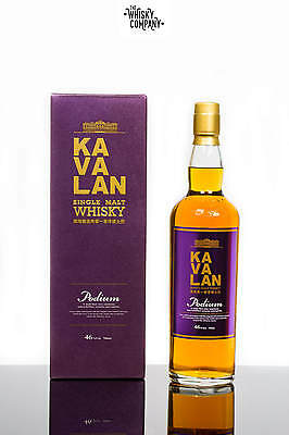 Kavalan Podium Taiwanese Single Malt Whisky (700ml)