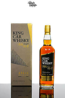 Kavalan King Car Conductor Taiwanese Single Malt Whisky (700ml)