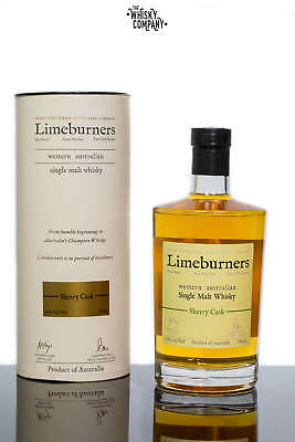 Limeburners Sherry Cask Small Batch Australian Single Malt Whisky (700ml)