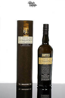 Old Ballantruan Peated Speyside Single Malt Scotch Whisky