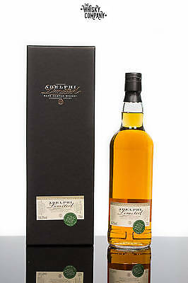 Adelphi 1986 Cragganmore 29 Years Old Speyside Single Malt Scotch Whisky