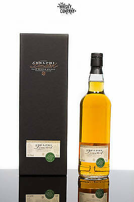 Adelphi 1991 Glenrothes 25 Years Old Speyside Single Malt Scotch Whisky (700ml)