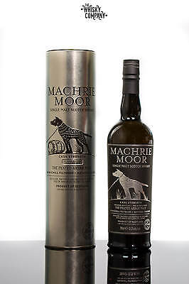 Arran Machrie Moor Cask Strength 3rd Release Island Single Malt Scotch Whisky