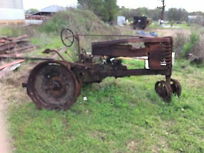 John Deere Model H Tractors - antique parts