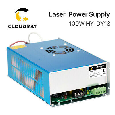 RECI DY13 100W Power Supply for CO2 Laser Engraving Cutting Machine AC110V& 220V