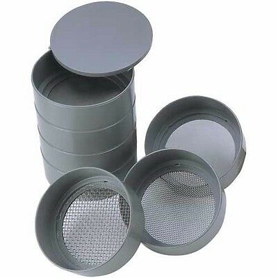 Hubbard #548 Screen Six Sieve Set