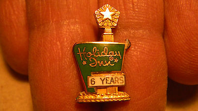 Holiday Inn 6 Year Emplyee Loyalty Pin