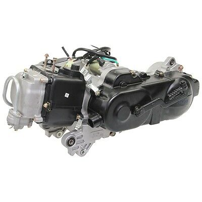 Replacement Engine Gy-6 With Sls Rex Rs 450 Off-Limit/tribal-Scooter/capriolo 50