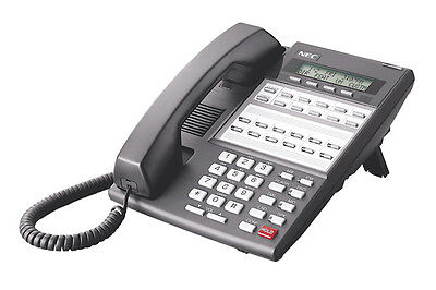 5 Refurbished NEC DS 80573 Phones with Speaker and LCD Display (DS1000, DS2000)