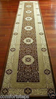 Luxury Classic Carpet Rug Runner  ~ 80 x 400 - LAST RUG - LOWEST PRICE