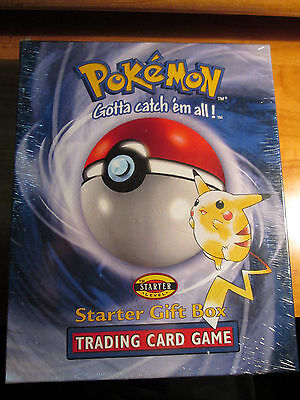 Sealed COMPLETE Promo STARTER GIFT BOX Pokemon Card 2-Player Deck, Jungle Pack