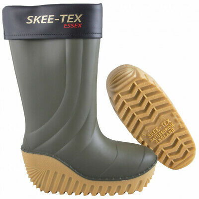 Skeetex Thermal Boots - Superb Warmth For The Winter Months!