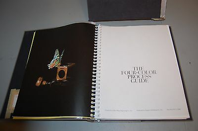 Four-Color Process Guide Book 1960 Collier Photo Engraving