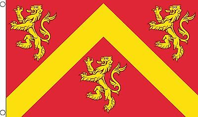ANGLESEY WALES FLAG 3X2 feet 90cm x 60cm FLAGS WELSH HOLYHEAD