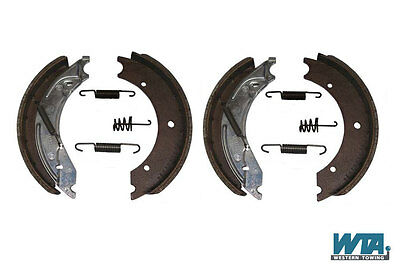 BPW Type 5 trailer & caravan Brake Shoes for 250x40 drum for one axle