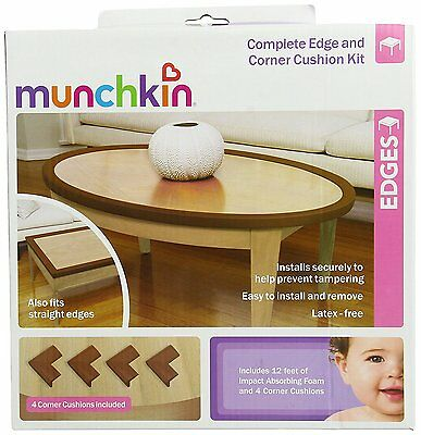 Munchkin Safety Childproofing Complete Edge and Corner Cushion Kit