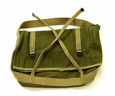 Vintage Authentic M1941 Lower Cargo Field Pack USMC US Army Undated Unissued
