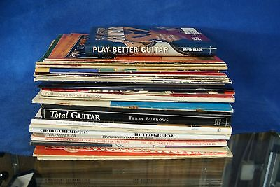 Music Song Books Instruction Technique Large Lot of 28 instructional books