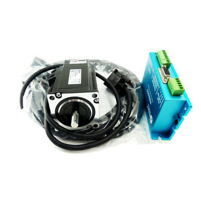 Leadshine 3ph 2NM Hybrid Servo Driver Closed Loop Stepper Motor Nema23 CNC Kit