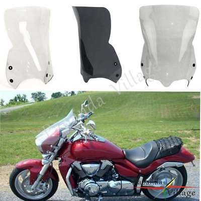 Front Sport Windshield Windscreen For Suzuki Boulevard M50 M90 M1500R M1800R Hot