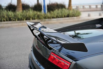 Rear Trunk GT Spoiler Wing For Lamborghini Gallardo LP550 LP560 LP570