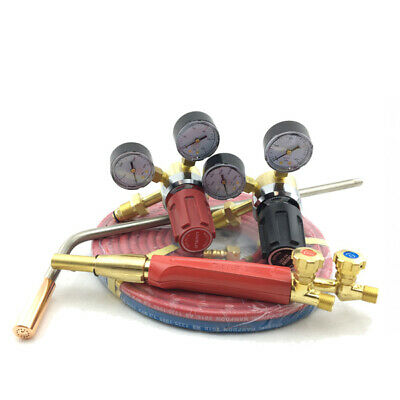 Acetylene Super Heating Torch Kit - SHA2 + Mixer + 450mm Barrel - 5m Hose - Regs