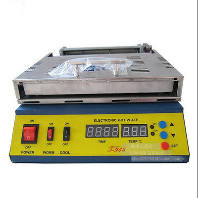 T-946  800W Electronic LED Heating Plate PCB preheating welding station