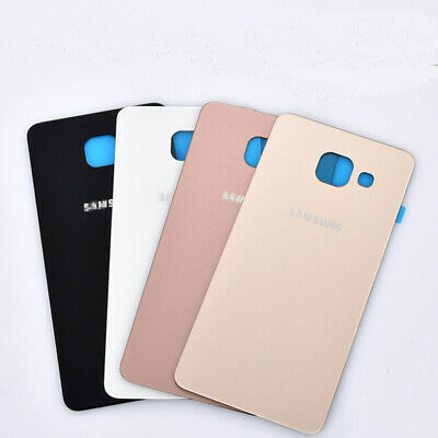 Rear Glass Battery Back Door Housing Cover For Samsung Galaxy A3 A5 A7 A9 2016