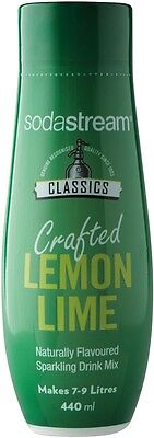 NEW Sodastream 1424226610 Classics Lemon Lime