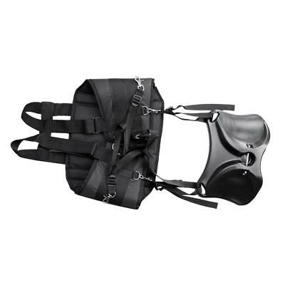 Stand Up Offshore Sea Fishing Gimbal Padded Fighting Belt Rod Holder Harness