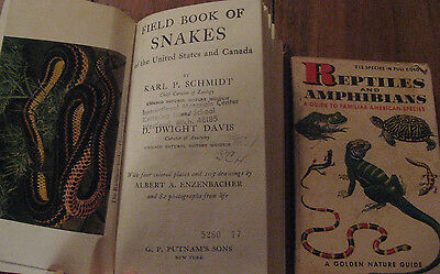 Don't Want to Step on a Scale? Easier to Prevent w/ Vtg Snake/Reptile Bks!
